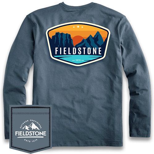 Fieldstone Mountain View Longsleeve