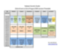Sessions Timetable June revised - Sheet1
