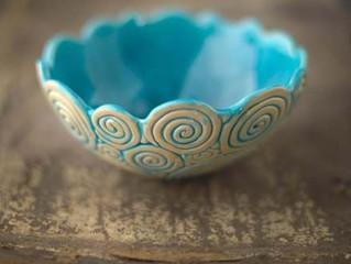 Basic pottery handbuilding