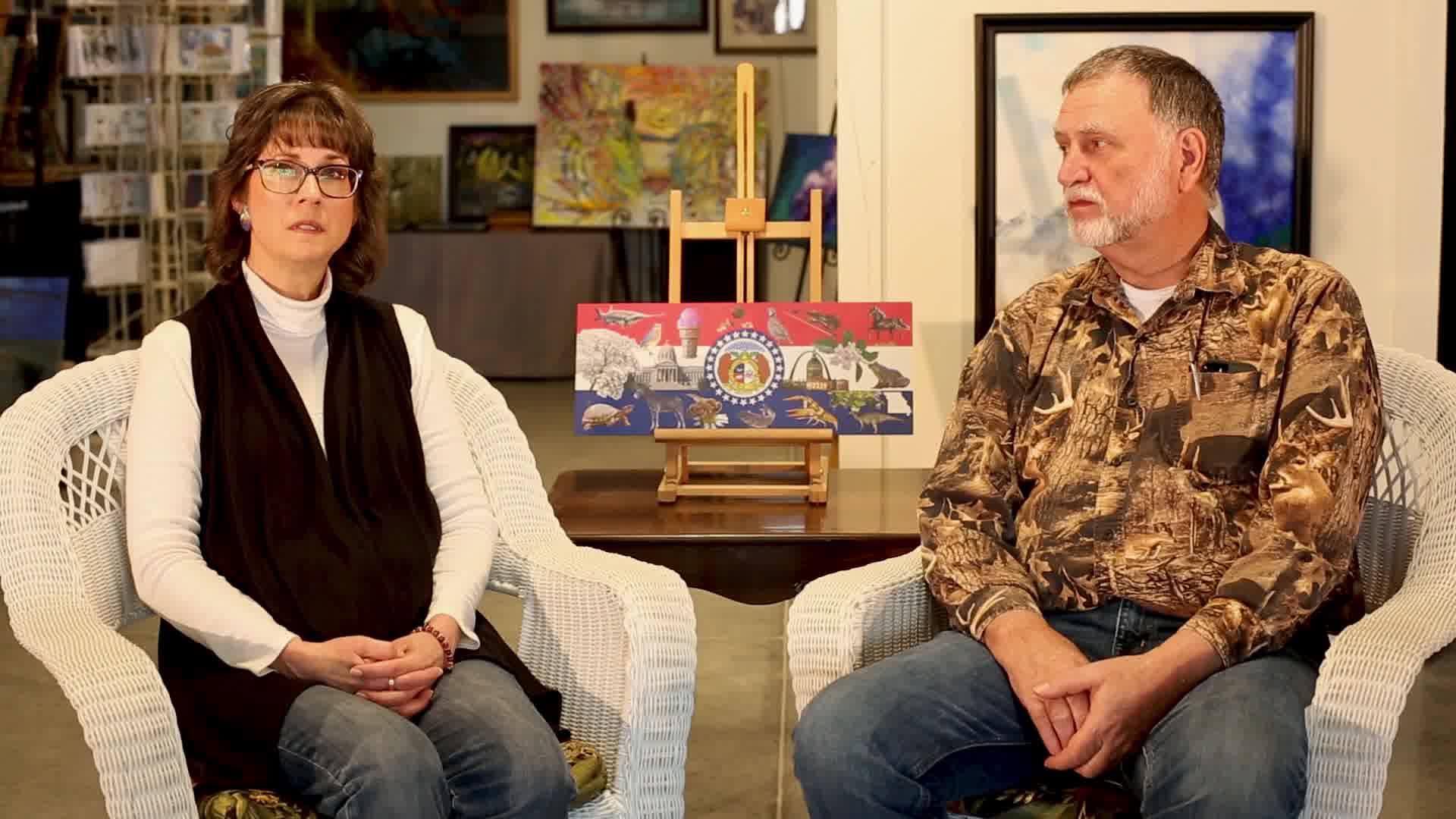 Missouri Bicentennial Paint For A Cause