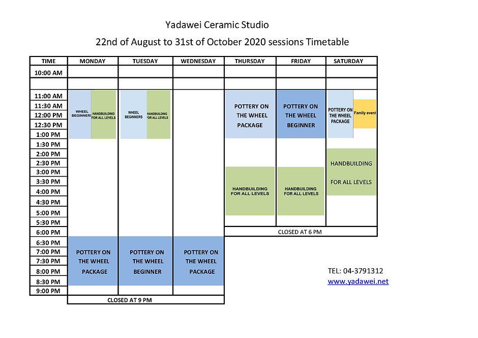 Sessions Timetable Autumn 2020 .jpg