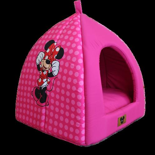 Cabana Poá Pink Minnie