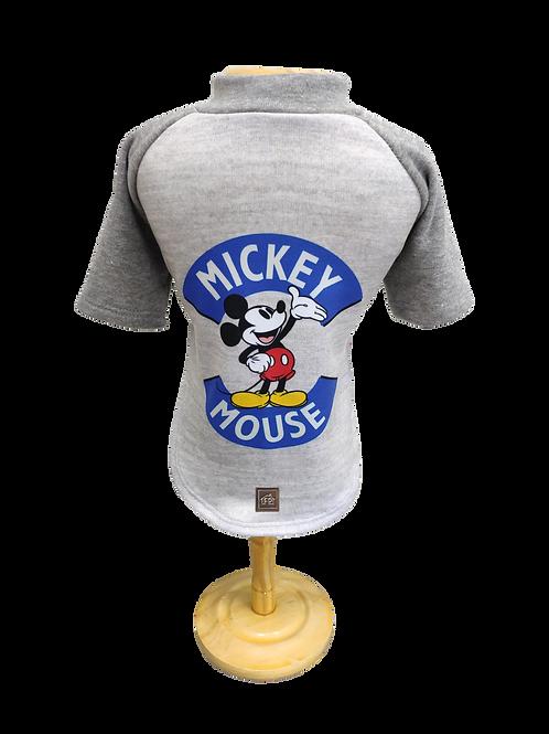 Blusa Moletom Mickey Mouse