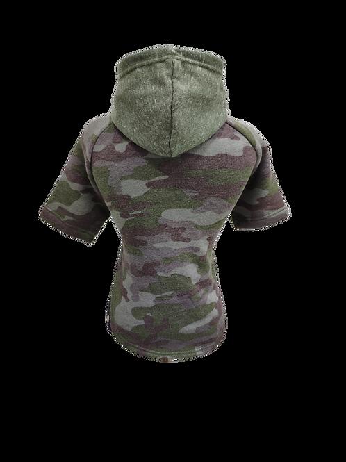 Blusa Militar Verde
