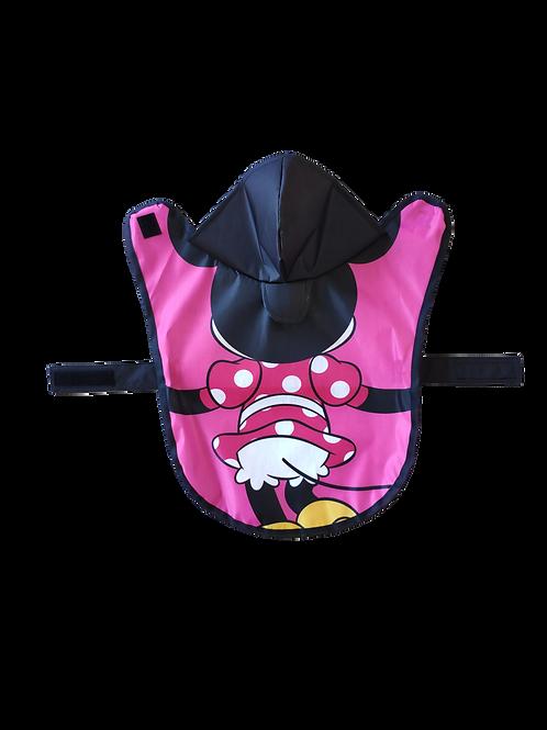 Capa de Chuva Minnie