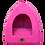 Thumbnail: Cabana Poá Pink Minnie