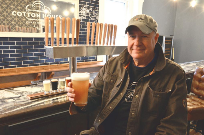 Cotton House Craft Brewers to Open in Cary