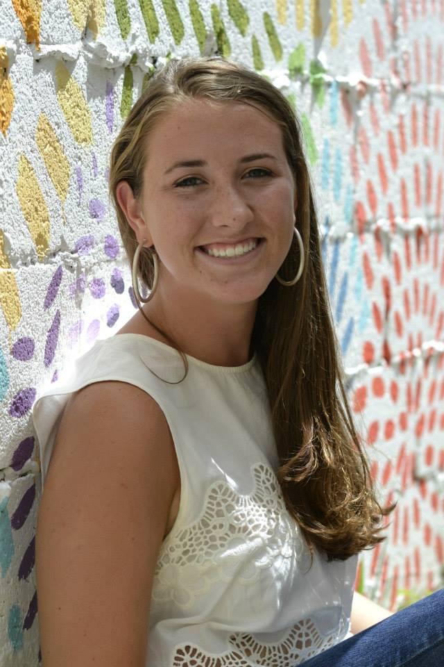 Meet Our Interns - Audrey Clegg