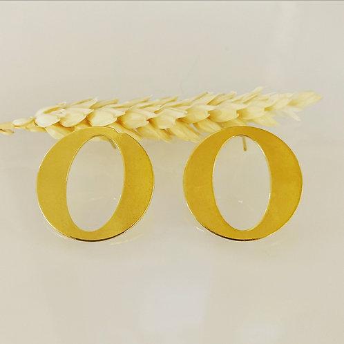 Boucles d'oreilles Olive
