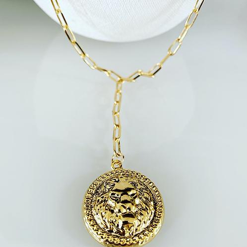 Collier lion Gabriel