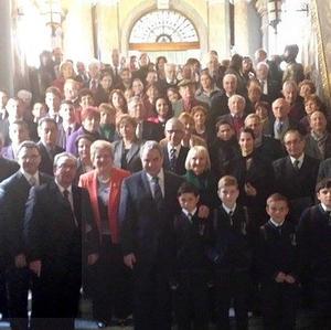 Nanniet Malta Parliament session for G.P.