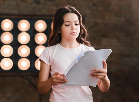 An Actor's Homework