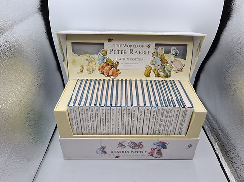 World of Peter rabbit boxed book collection (GC1)