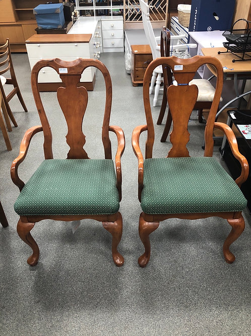 Dining Chairs with armrests (SS Dine 97 armrest)