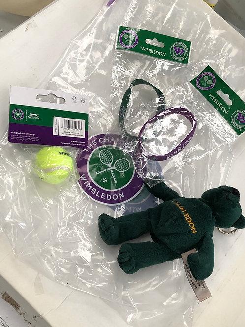 Wimbledon souvenir pack (H)