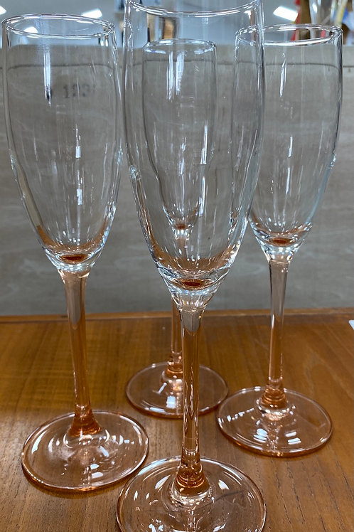 Glasses - champagne set of 4 (SS bric 3)