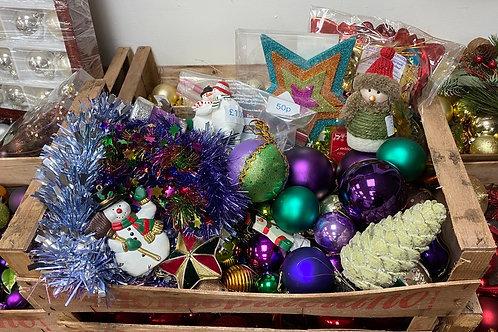 Mixed Christmas Selection (SS Xmas 9 Mixed)