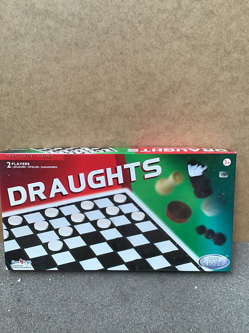 Draughts (0:4)