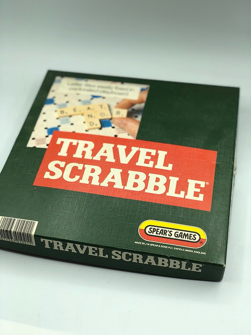 Travel Scrabble (GC7)