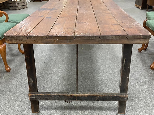 Vintage Looking Wooden Table (SS Dine 05 WT)