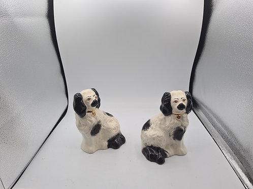 Berwick pair of dogs (N1)