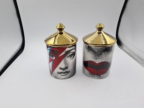 Gold lidded jars (C2)