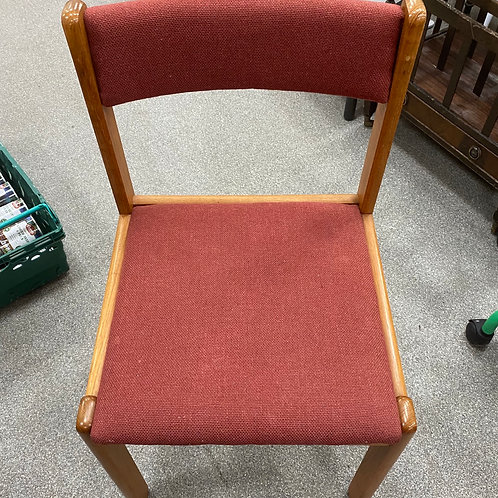 Chair (SS Dine 036 Red)