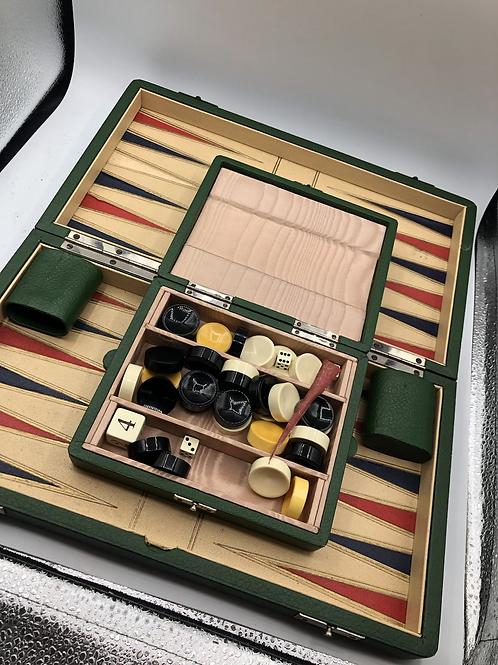 Bound Backgammon set (F)