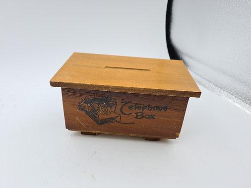 Telephone honesty box (D1)