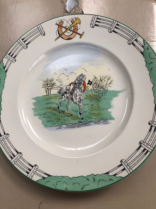 Burleigh Plate (F)