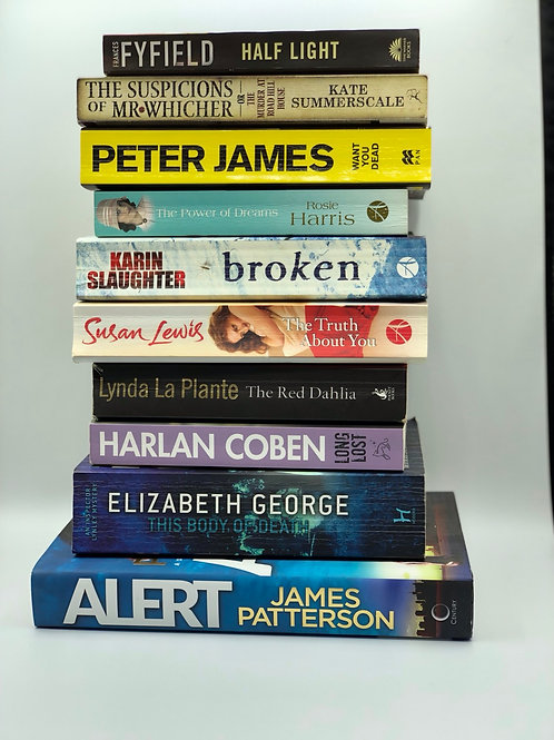 Book Bundle I (0:1)