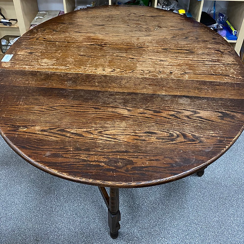 Drop Leaf Dining Table (SS Dine 24 Dark)