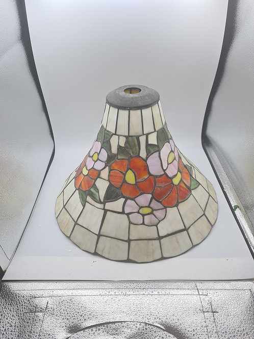 Glass shade (no fittings) misc