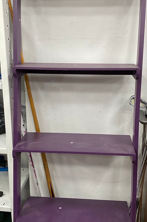 Ladder leaning shelving unit (SS dine 37)