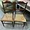 Thumbnail: 2x Vintage Dining Chair (SS Dine 056)