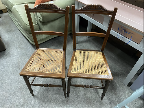 2x Vintage Dining Chair (SS Dine 056)
