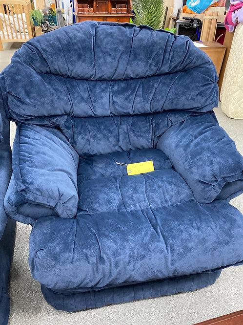 Armchair (SS dine 255 blue)