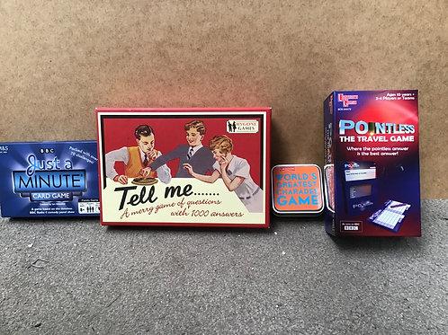 Card Games Set (0:4)