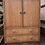 Thumbnail: Solid wood cabinet (SS Bed 300 B)