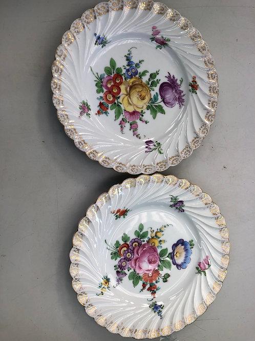 2 Dresden Plates