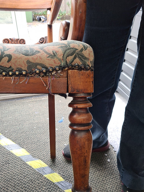 Chair in need tlc