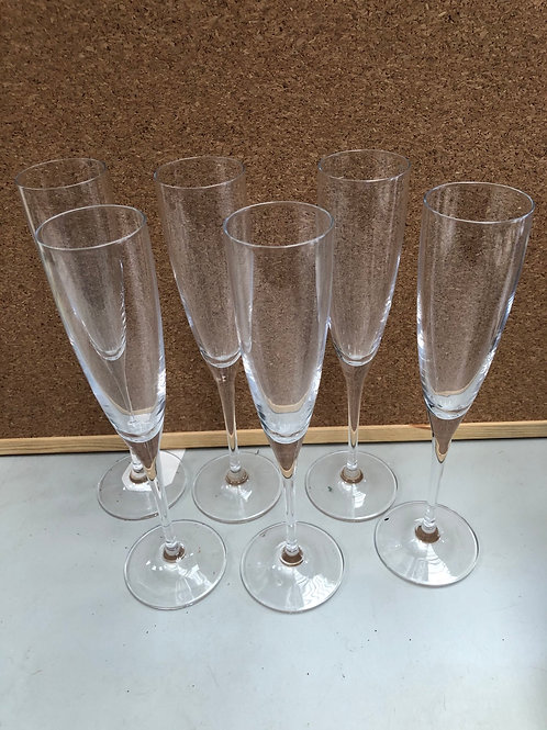Villeroy and Boch glasses (P)