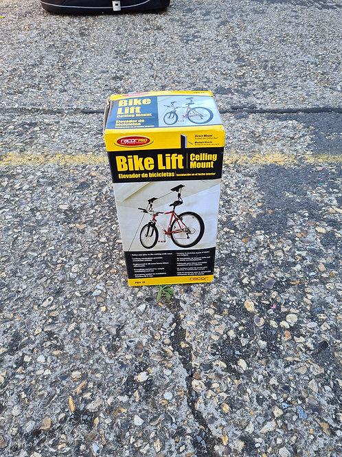 New bike lift ceiling mount