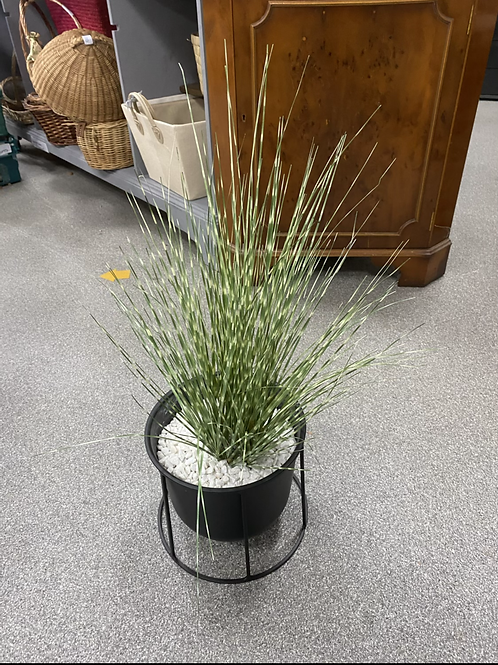 Ex-Display Artificial House Plant In Stand (SS Dine 061 Plant)
