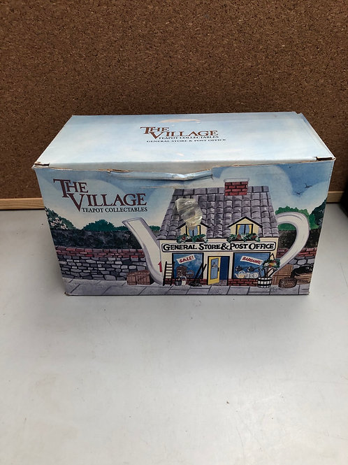 The village teapot- general store (X)