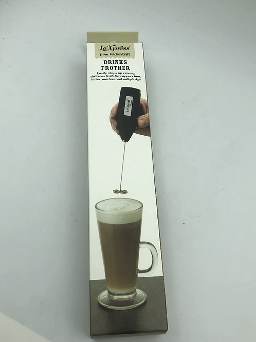 Drink frother (E1)