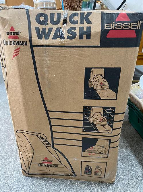 New Bissel  quick wash