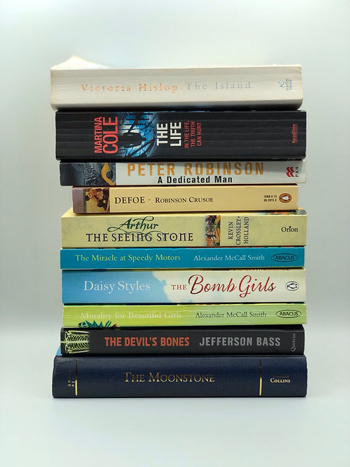 Book Bundle G (0:1)