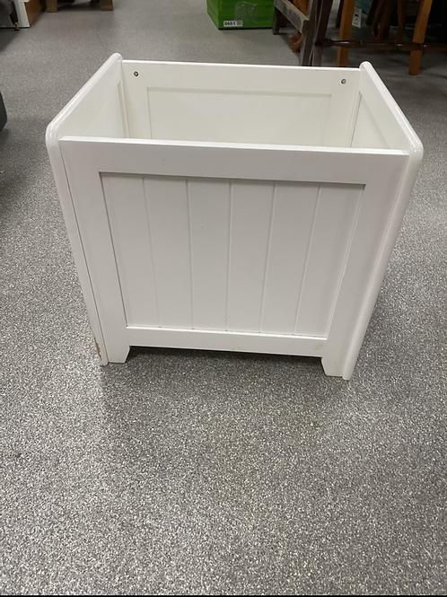 Wooden Storage Box (SS Dine 072 White)
