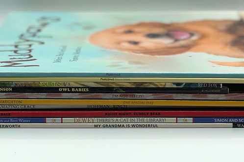 Children's Book Bundle 3 (1:0)